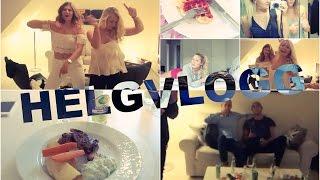 HELGVLOGG ♥ Helsingborg, fest & 98:or