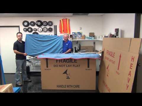 CDS Moving Equipment - HD TV BOX