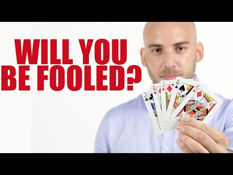Will These Magic Tricks Fool You?