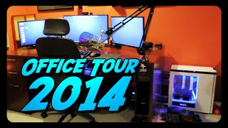 ANTVENOM: Updated Office Tour / Computer Specs!(, 2014-12-04T17:30:01.000Z)