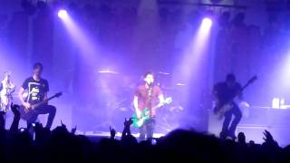 All Time Low - Dear Maria, Count Me In (live @ Live Music Hall, Köln)
