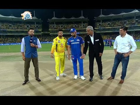 Chennai Super Kings to bowl, Dhoni misses out | IPL 2019, CSK vs MI