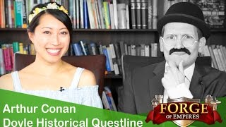 Forge of Empires - Arthur Conan Doyle Historical Questline