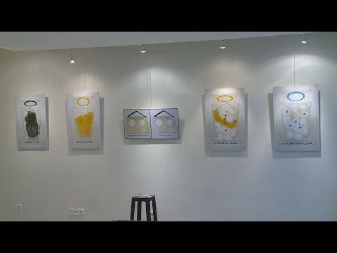 A P'art Műhely kiállítása a magyar festészet napja alkalmából   Mecénás