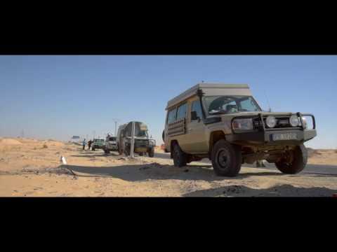 ALGERIA EXPEDITION 2017: Sahara 4x4 part I | by JONIEC TEAM