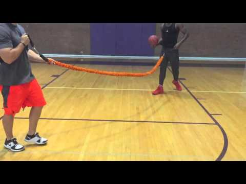 Next Level Fitness Band work w/ Mike Stroshine and Charles Abouo