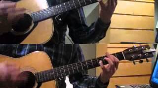 Saves The Day - Jukebox Breakdown (Dual Guitar Cover w/ Tab)