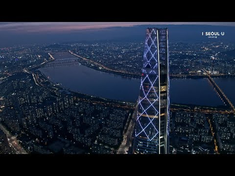 SEOUL'S VIEWPOINT Ⅱ : The night view of Seoul