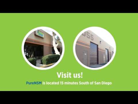 PureNSM.com Supplement Contract Manufacturing