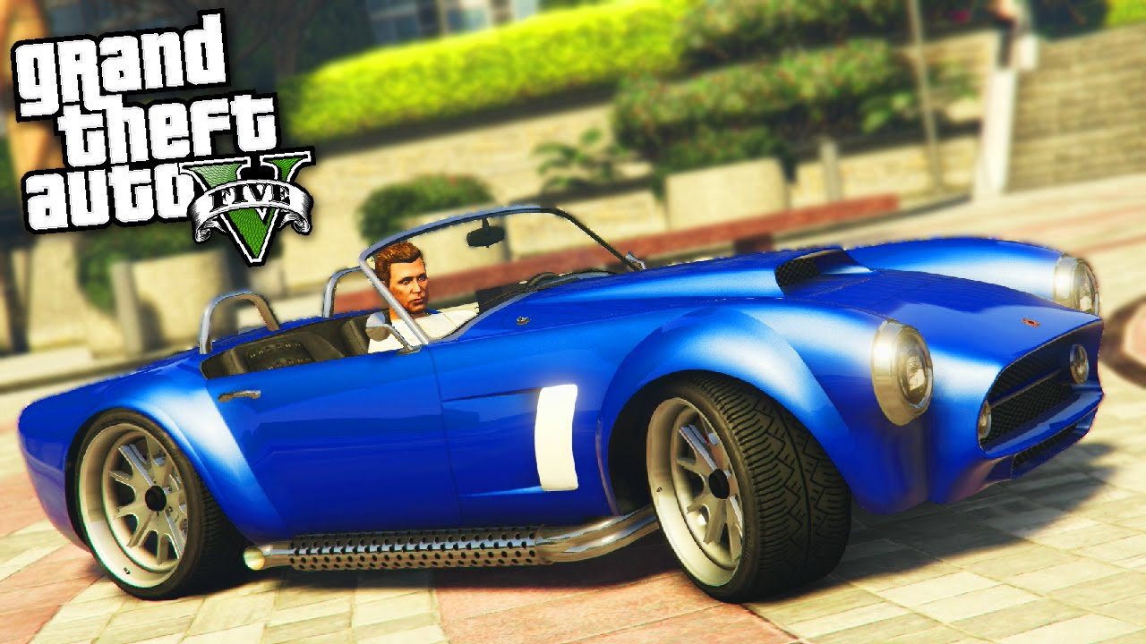 Gta Online Fully Upgraded Declasse Mamba Dlc Sports Classic Car