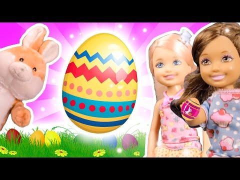 Barbie - Easter Egg Hunt | Ep.12