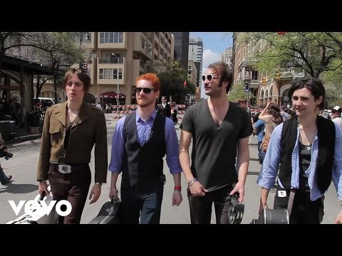 Carney - Tour of 6th Street (VEVO Live from Austin, TX)