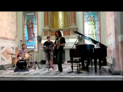 Esame conservatorio chitarra jazz Giulio Antonelli(4)