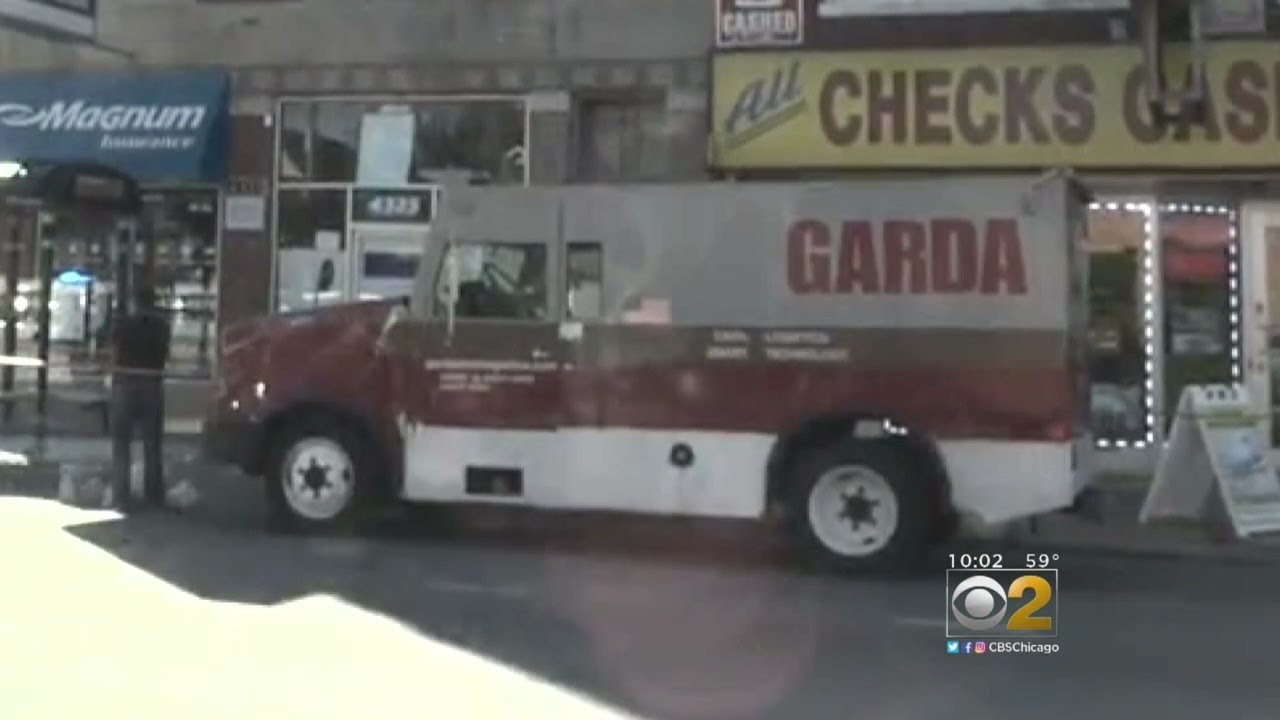 Armored Truck Driver Shoots Attempted Robber In Little Village  YouTube