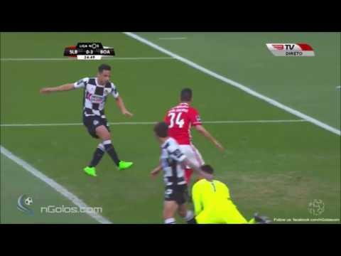 Benfica Vs Boavista  3 -  3 ALL Goals