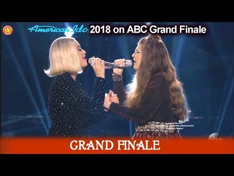 "Katy Perry and Catie Turner duet ""Part Of Me""  American Idol 2018  Grand Finale"