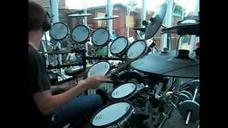 Taylor Swift - I Knew You Were Trouble (Rock Drum Cover) ♪♫