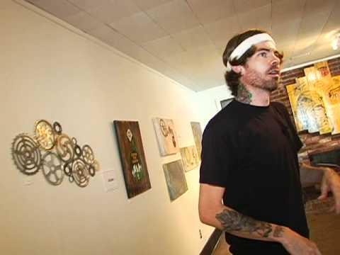 Atlanta Art: Cornbred Gallery -  Home Grown Atlanta Artists, East Atlanta