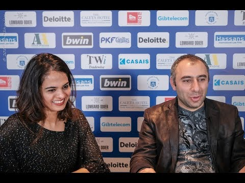 MasterClass: GM Varuzhan Akobian - Tradewise Gibraltar Chess Festival 2018
