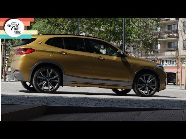 BMW X2 xDrive 20d: X1 z irokezem - #254 Jazdy Próbne