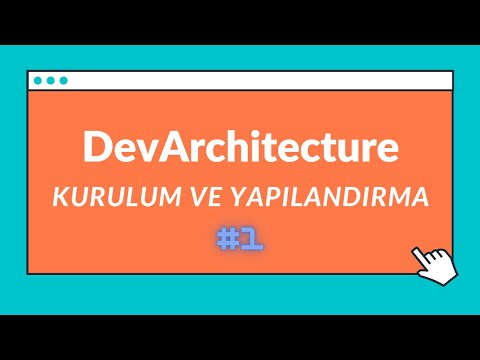 DevArchitecture & Angular İle Proje Geliştirme