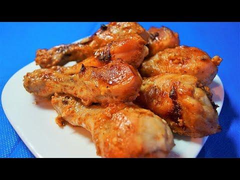 Идеальный маринад для курицы в духовке. Очень удачный рецепт!