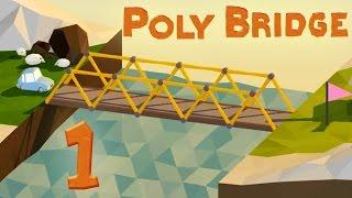 Thumbnail für das Poly Bridge Let's Play