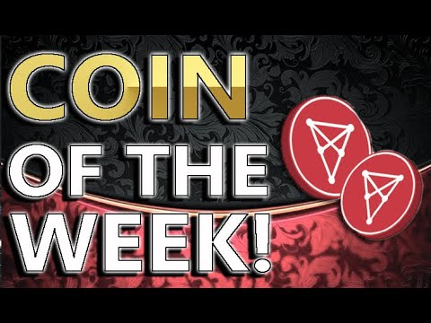 Coin Of The Week! | Picked By You Guys, My Subscribers | HUGE GAINS To Be Made! | 20X Coin Here?