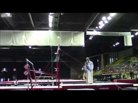 Gymnastics Coach Saves Girl From Serious Injury Twice