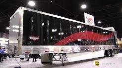 2018 Wabash Prototype Side Impact 53 inch Trailer - Walkaround - 2017 NACV Show Atlanta