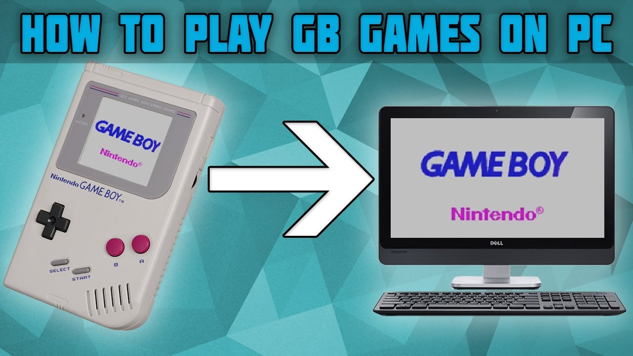 How to Play Gameboy Games on PC! Visual Boy advance Setup! Gameboy Emulator!