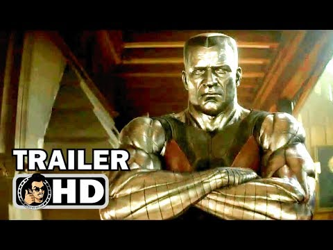 "DEADPOOL 2 ""X-Men Mansion"" TV Spot Trailer NEW (2018) Ryan Reynolds Marvel Superhero Movie HD"