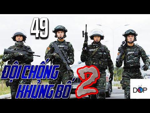 ĐỘI CHỐNG KHỦNG BỐ LIỆP ẢNH Phần 2   Tập Cuối   Phim Hành Động TQ