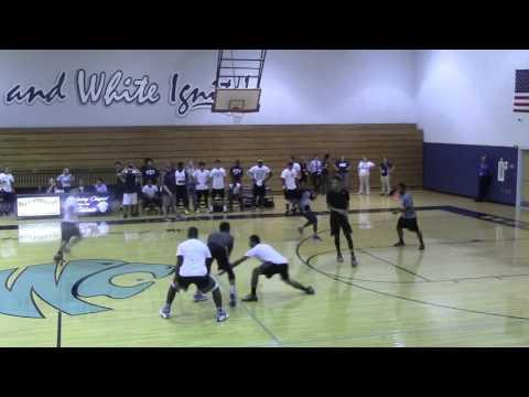 Wesley Chapel Basketball vs Football