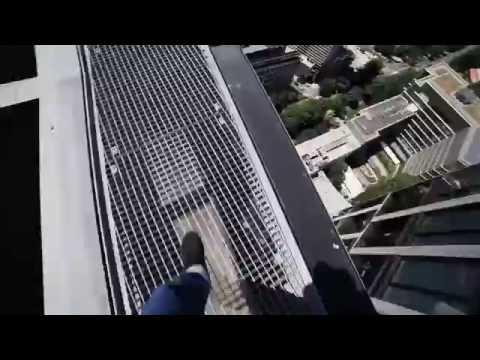 ~100m House climbing Germany/Frankfurt