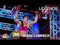 Jesse Labreck: First to Qualify for Las Vegas Finals as a Rookie - American Ninja Warrior