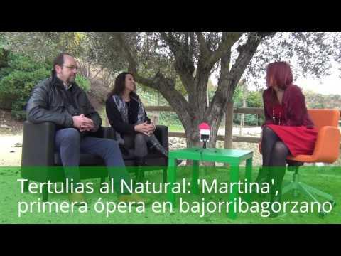 Martina, primera ópera en bajorribagorzano