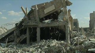 Difunden imágenes del lanzamiento de misiles a objetivos en Siria