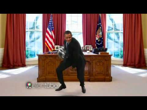 Dance Moves On Point President Obama Does The Stanky Leg