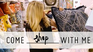 Shopping for a Surprise Room Transformation