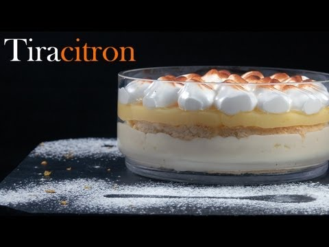 Equation gourmande : le tiracitron ! Avec Hervé Cuisine