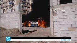 أعمال عنف وتخريب في الجزائر