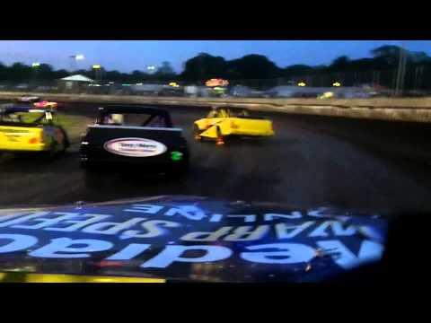 Iowa State Fair Speedway TRUCK FEATURE 5-11-12