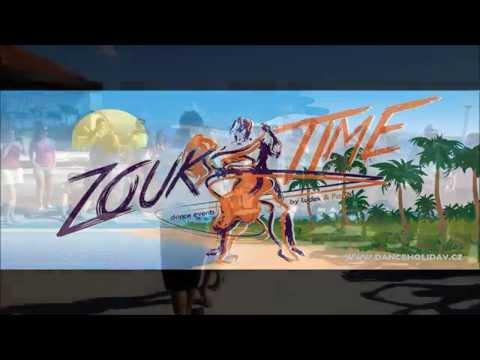 ZoukTime Holiday-Zouk Demo-Ronaldo and Lucia-Croatia 2015
