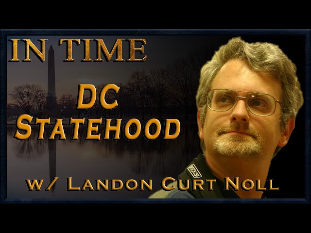 DC Statehood w/ Landon Noll Pt 2
