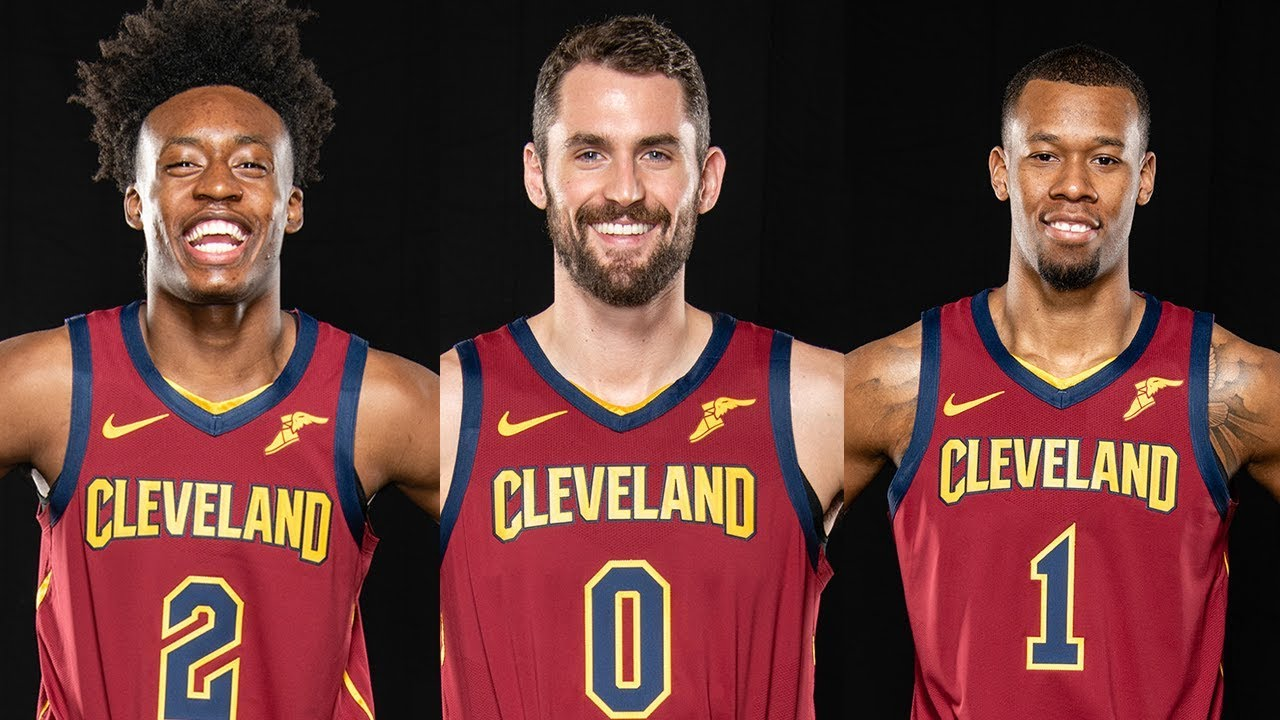 Cavs Players 2018 >> Cleveland Cavaliers 2018 19 Roster Full Youtube