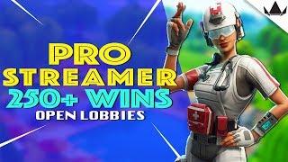 Pro Streamer || Fortnite LIVE | Open Lobbies | Xbox One