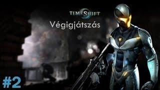 HATALMAS HARCOK!!! - Time Shift Végigjátszás - 2. rész
