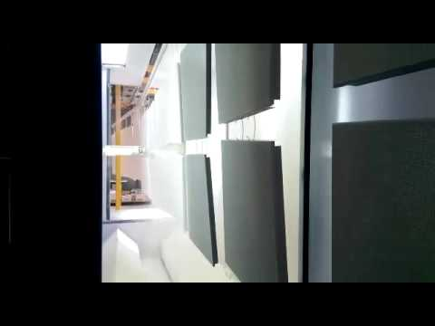 Automatic Powder coating line for architectural components-Prism surface coatings