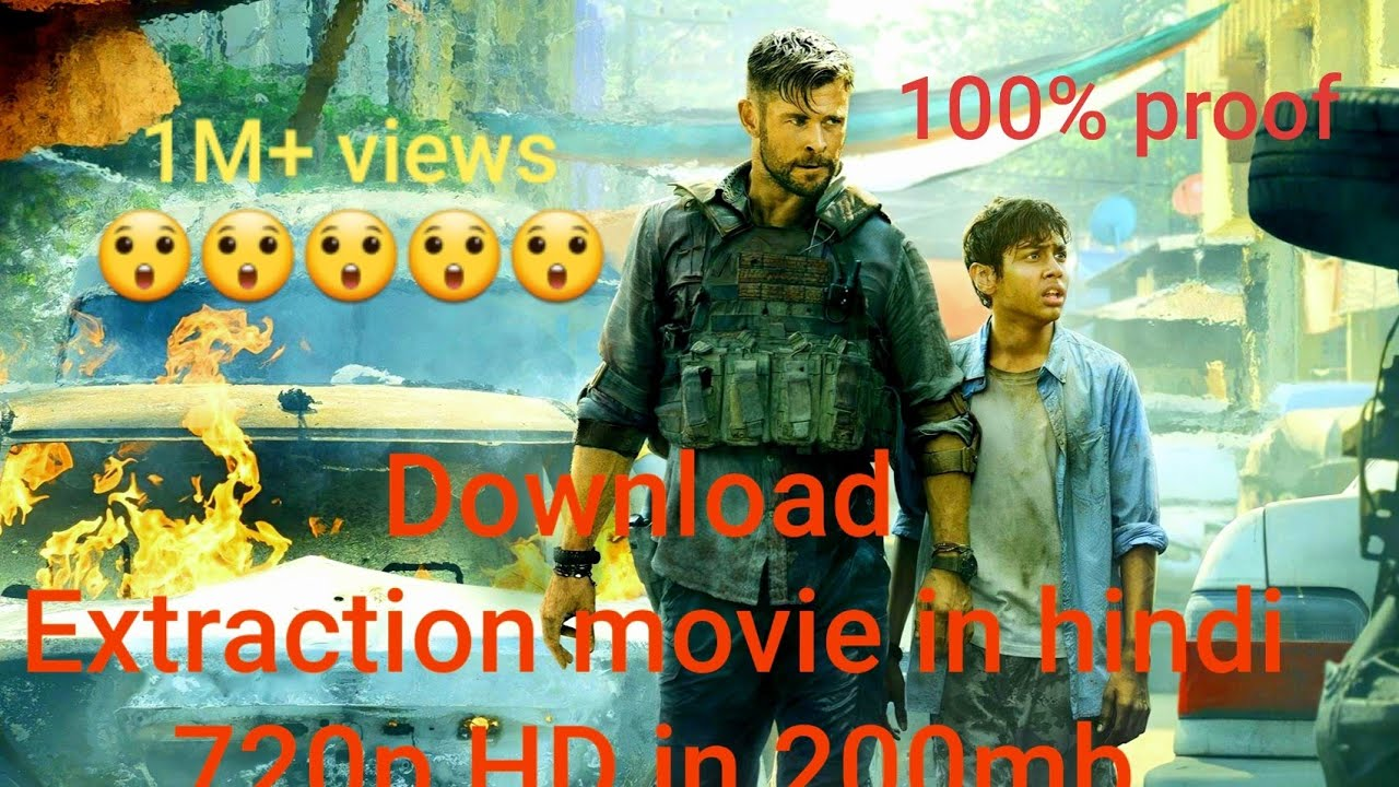 How To Download Extraction Movie Hd 720p In 200 Mb Youtube